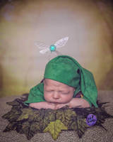 Baby Link - JrTri4ce by Linksliltri4ce