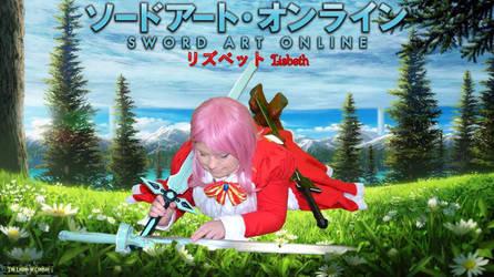 My Friends - Lisbeth - Sword Art Online by Linksliltri4ce