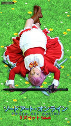This is Where I Belong - Lisbeth -Sword Art Online by Linksliltri4ce