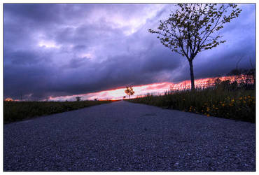the endless road by keshuval