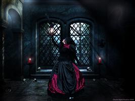 Darkness Fall by MysticSerenity
