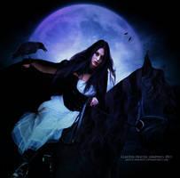 Dark Journey by MysticSerenity
