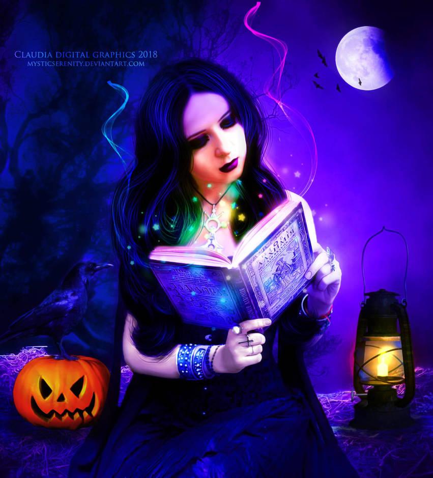 Halloween Tales  by MysticSerenity
