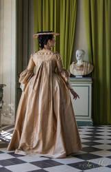 1760 Robe a la francaise by Esaikha