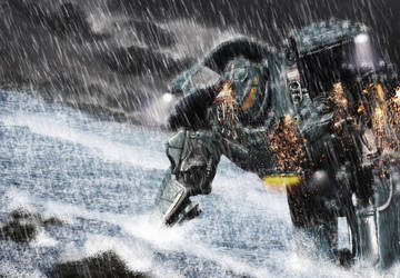 Pacific Rim_-_The Aftermath by AkatsukiFan505