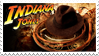 Indiana Jones Stamp by Indy-chan