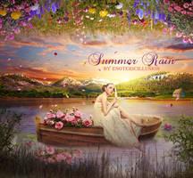 Summer Rain by WhimsicalBlue