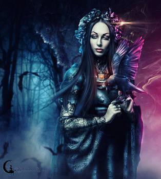 My Dark Companion by WhimsicalBlue