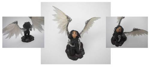 Angel of Transcendence by VashTheStampegg