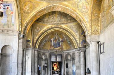 Saint Mark Basilika - Inside III by lailalta
