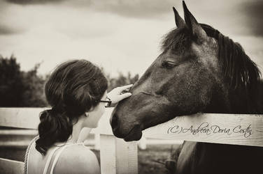 Tender touch by Tonyna