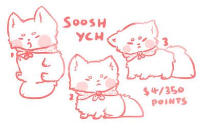 Soosh YCH [Open] by cakelegs