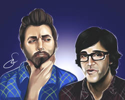 Rhett and link, again. by Sarah--Elizabeth
