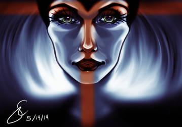 Maleficent. by Sarah--Elizabeth