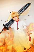 Magi: Alibaba Saluja by Junez-chan