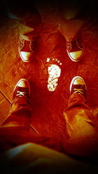 Redscale Lomo by bloodskrawl