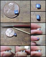 Miniature Alphabet by Maylar
