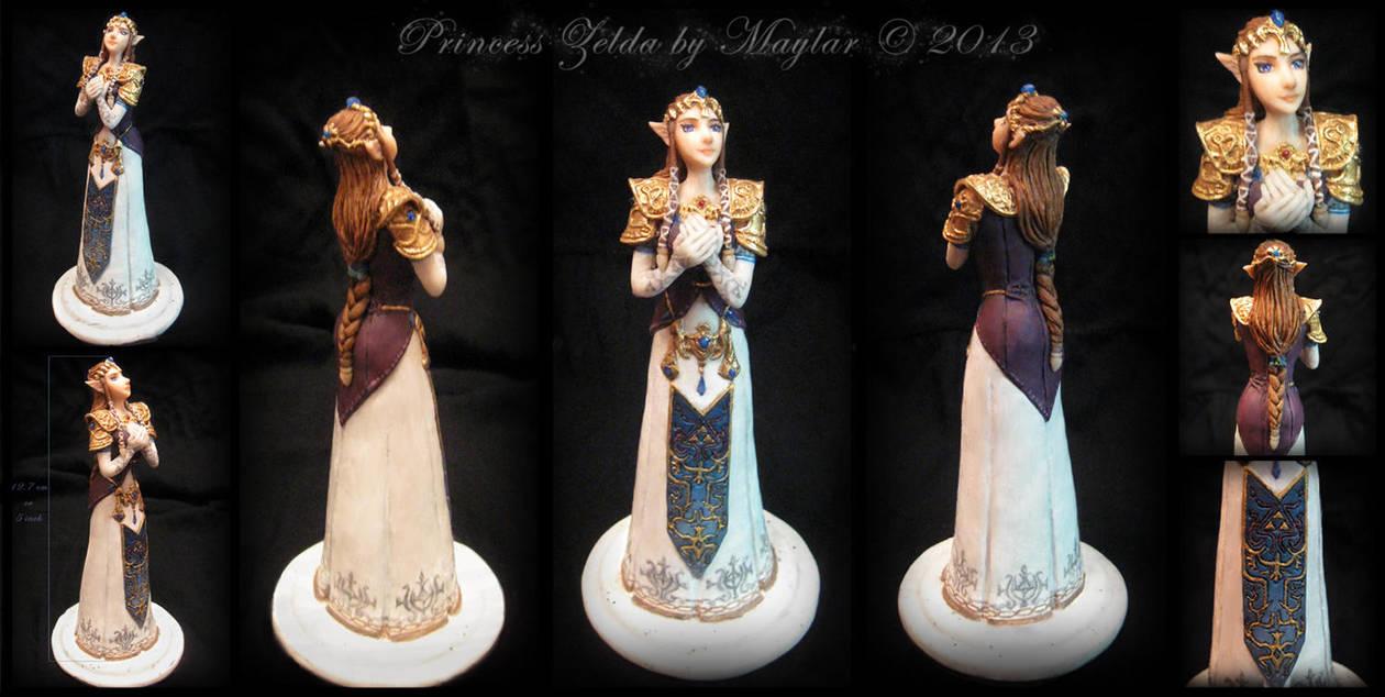 Princess Zelda by Maylar
