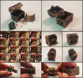 Pirate's Chest 2 by Maylar