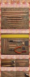 DIY Easy Sculpting Tools Tutorial by Maylar