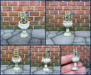 Magical Plant Miniature - 09 Cenigu by Maylar