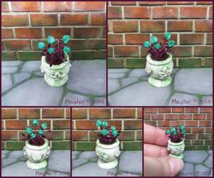 Magic Plant Miniature - 11 Drammond by Maylar