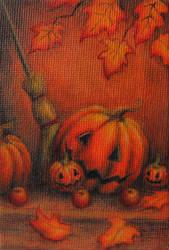 Pumpkins by Maylar