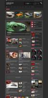 Crumble - Responsive Wordpress Magazine / Blog by ZERGEV