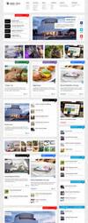 NewsTrick - Responsive WordPress Magazine / Blog by ZERGEV