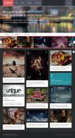 UltraFire - Retina Responsive WordPress Blog Theme by ZERGEV