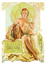 Terras Gauda by Pintureiro