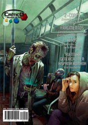 Portada revista Critico by Pintureiro