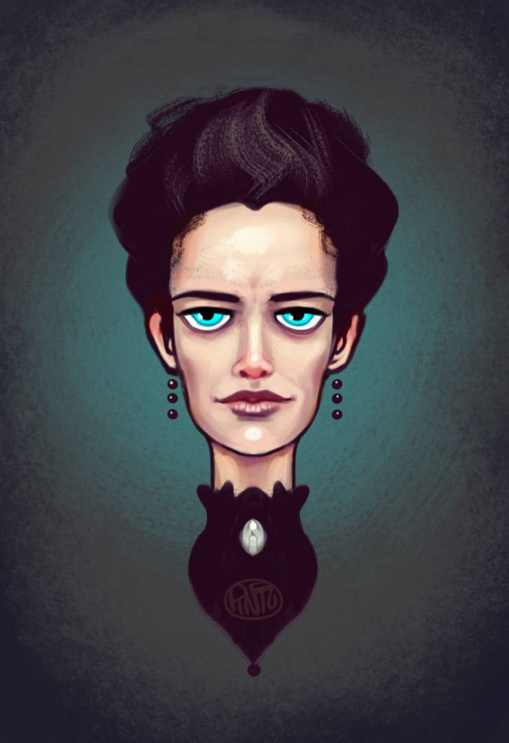 Vanessa Ives by Pintureiro