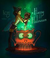 Halloween by Pintureiro