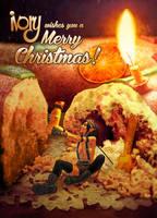 Merry Cristmas by Pintureiro