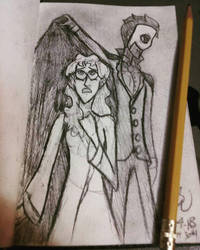 The Angel of Music by Maverickleaderhood