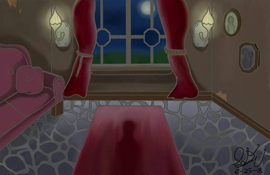 Castle Interior by Maverickleaderhood