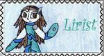 Lirist Stamp by DamaGT