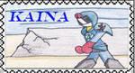 Kaina Stamp by DamaGT