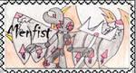 Menfist Stamp by DamaGT