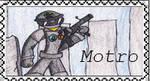 Motro Stamp by DamaGT