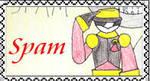 Spam Stamp by DamaGT