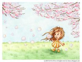 April by Ilona-S
