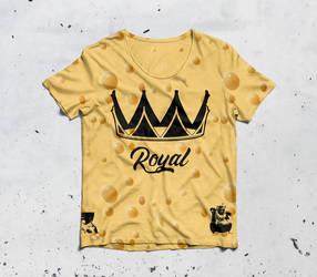 A Royale With Biggie Cheese by DarkShadowWolf2403
