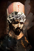 Warlock of Qarth concept by FilipeHattori