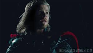 Thor by NessaYavi