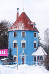 Moomin House by NebulaDreams