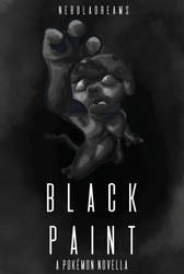 Black Paint Cover by NebulaDreams