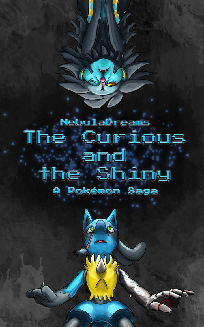 The Curious and the Shiny Cover - Curio Variant by NebulaDreams