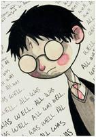 Good-bye Harry Potter by katessence